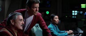 Kirk (William Shatner) together with his shipmates steal the Enterprise, risking all for the needs of the one...